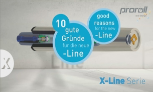 Video - Advantages of the new generation of X-Line chair gas spring columns. View the 10 most important advantages...