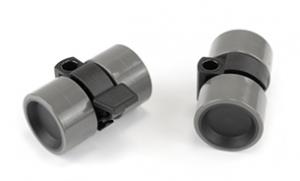 Design-Möbelrollen Kunststoffdoppelrollen Tragfähigkeit 50kg