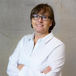Silke Sander zuständig bei proroll für die Qualitätssicherheit unserer Produkte