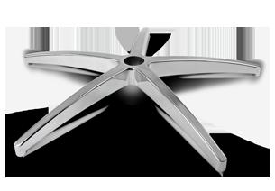 Podstawa z aluminium korzeniowego