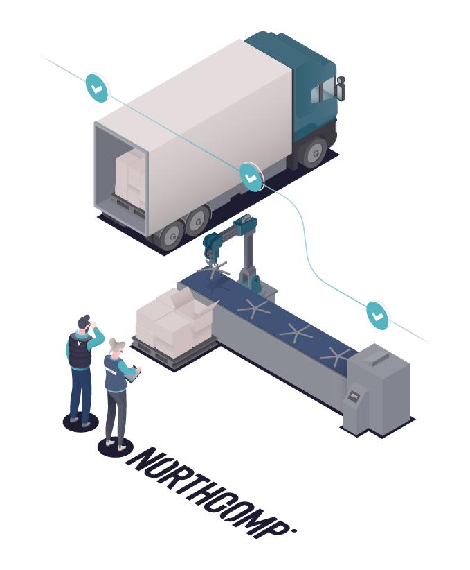 Herstellen von Aluminium und Kunststoff Komponenten