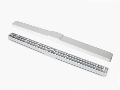 aluminium druckguss produktion gepulverte oberflächen in allen ral farben möglich bei northcomp