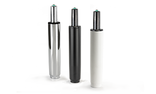Gasdruckfedern in verschiedenen Varianten