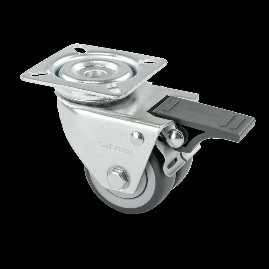 apparaterolle-250D-02-3-geringe-hoehe-platte-feststeller