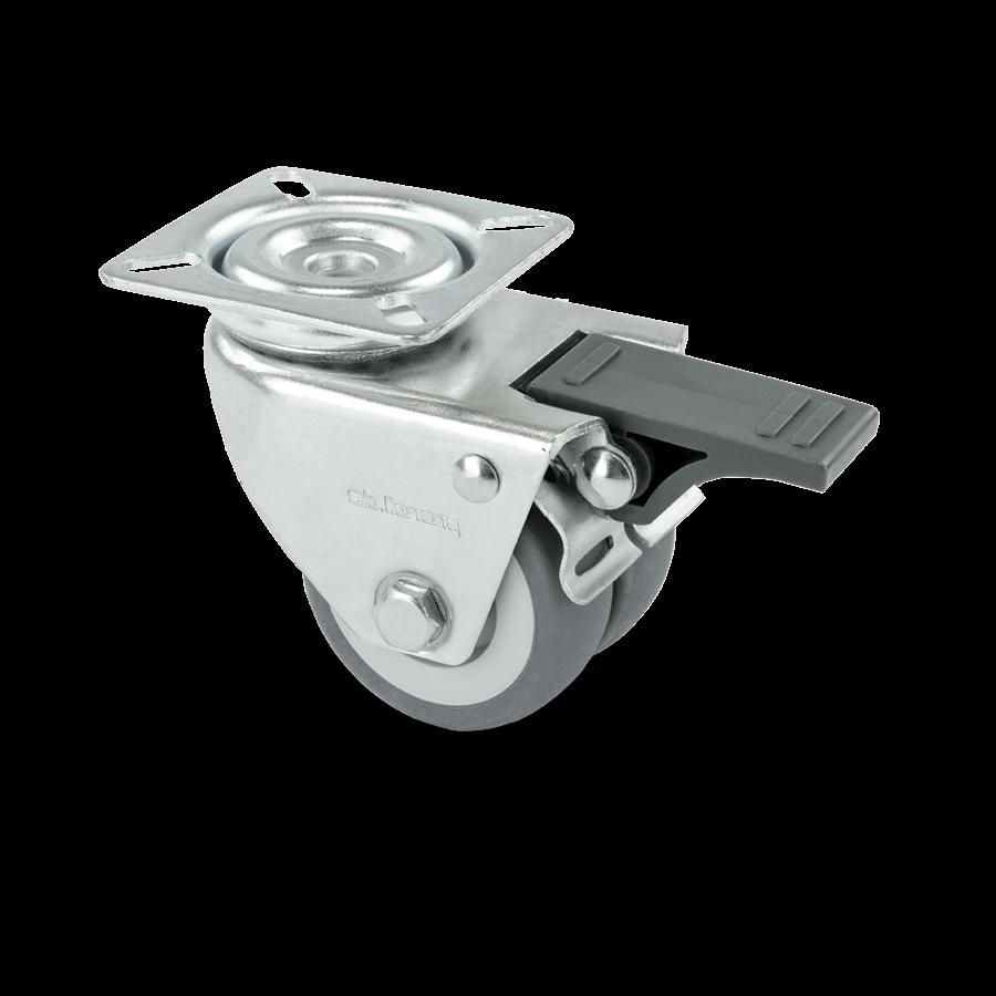 apparaterolle-250D-04-2-geringe-hoehe-platte-feststeller
