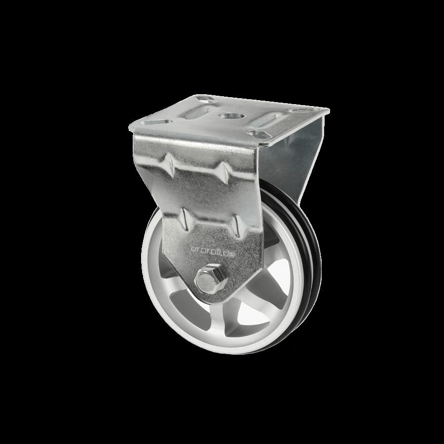 apparaterolle-253-2A10-aluminiumspeichen-bockrolle