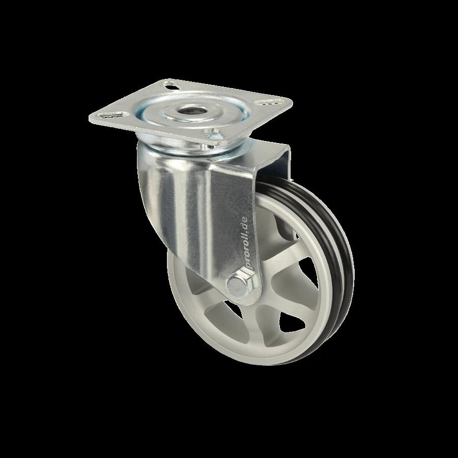 apparaterolle-253-2A10-aluminiumspeichen-platte