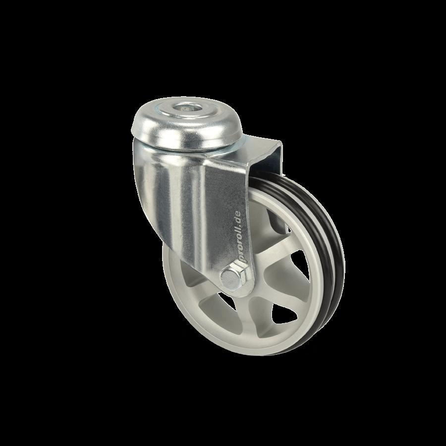 apparaterolle-253-2A10-aluminiumspeichen-rueckenloch