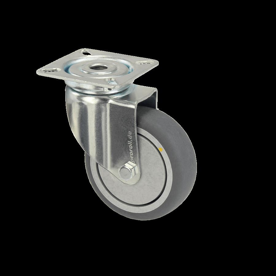 apparaterolle-253-2A11-aluminiumspeichen-platte