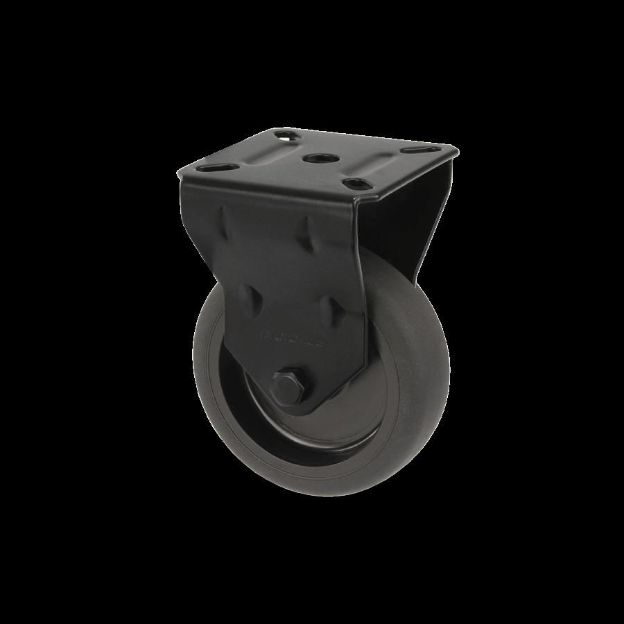 apparaterolle-253-2A4-kunststofffelge-schwarz-bockrolle