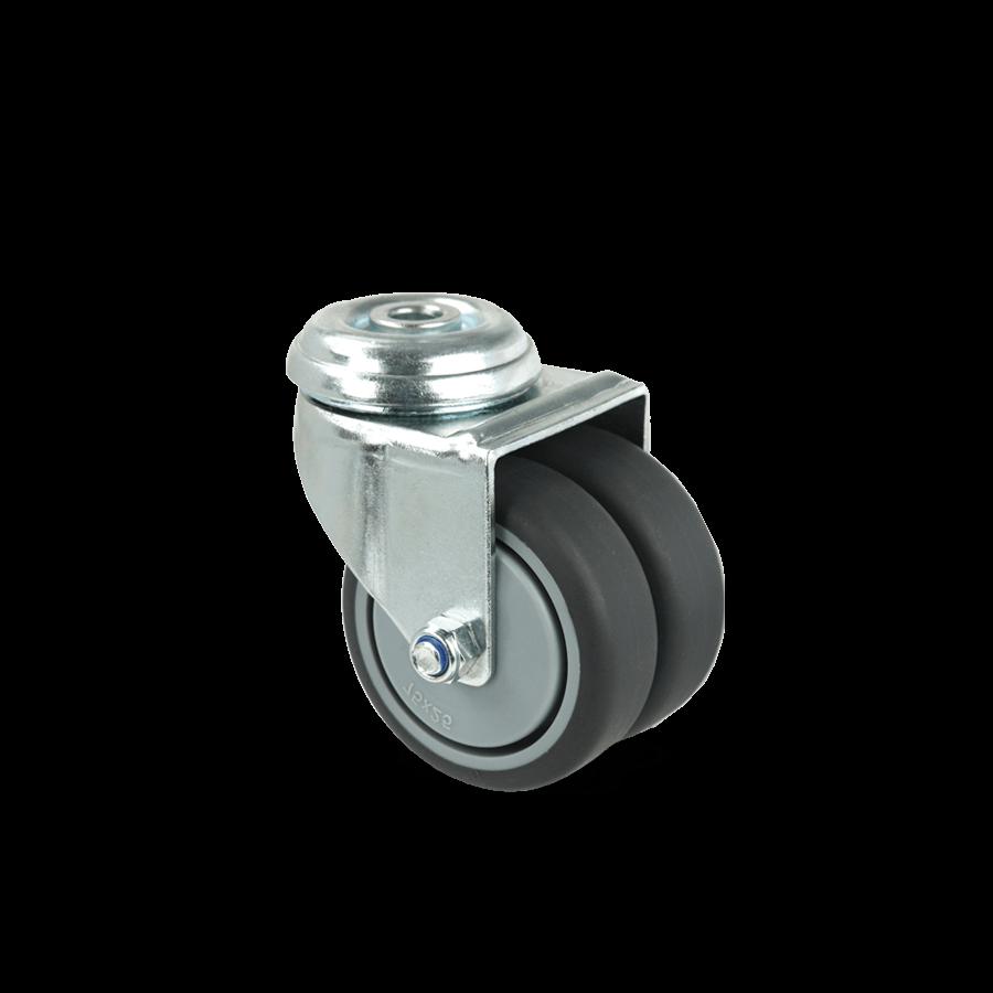 apparaterolle-255D-geringe-hoehe-rueckenloch