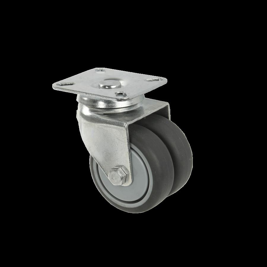 apparaterolle-257D-geringe-hoehe-platte