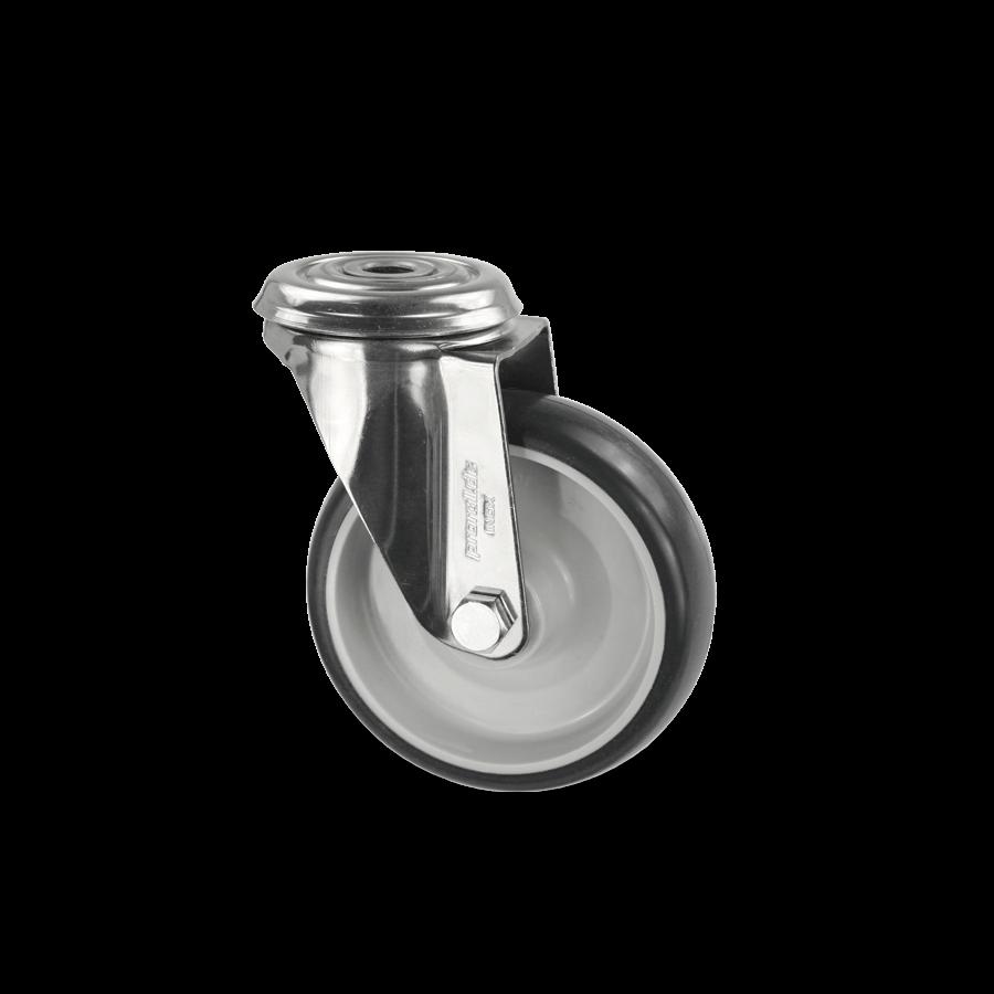 edelstahlrolle-2E4-450-kunststofffelge-rueckenloch