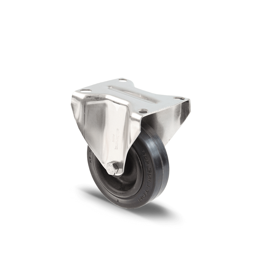 edelstahlrolle-2E6-460E-hitzebestaendig-gummi-bockrolle