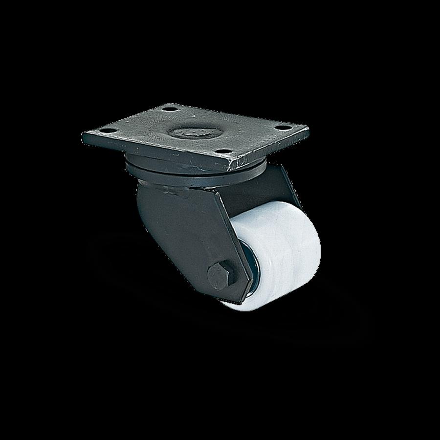 schwerlastrolle-2SCH11-950-weiss-polyurethanraeder-polyamidraeder-platte