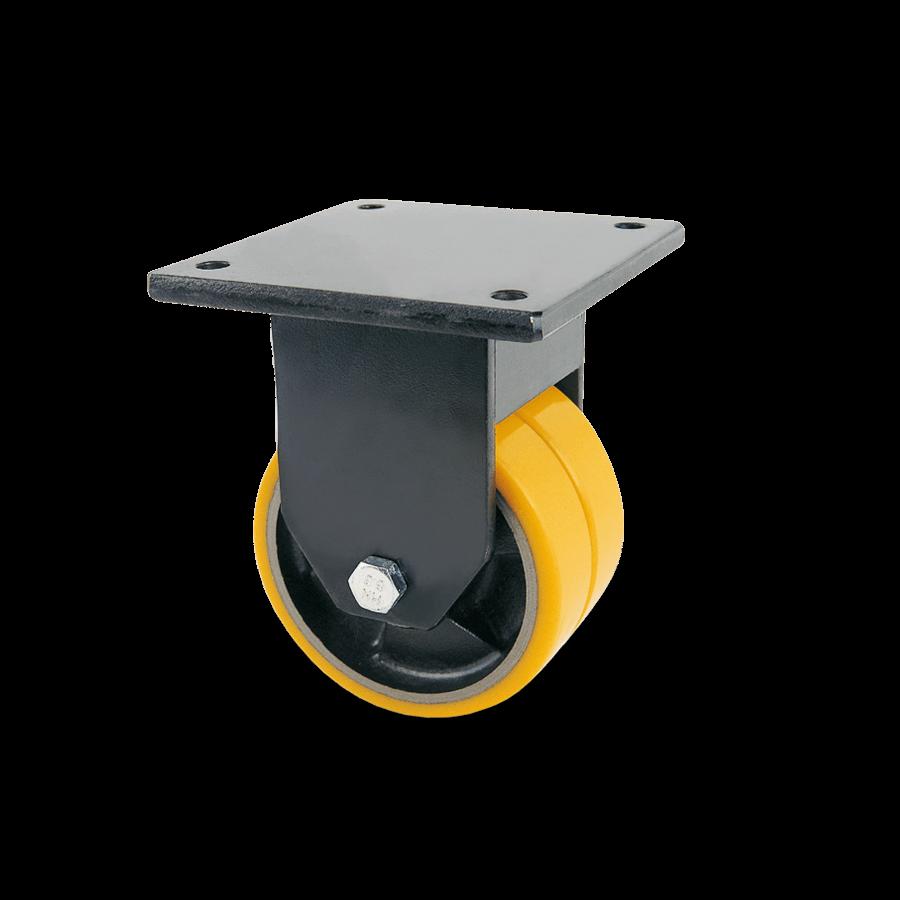 schwerlastrolle-2SCH11-950D-polyurethanbandage-oel-fettbeständig-bockrolle