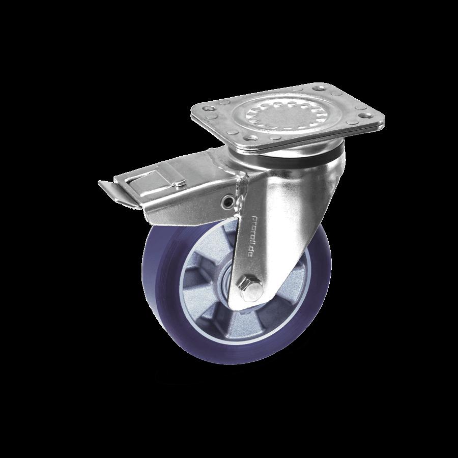 schwerlastrolle-2SCH4-600-aluminiumfelge-softrad-feststeller