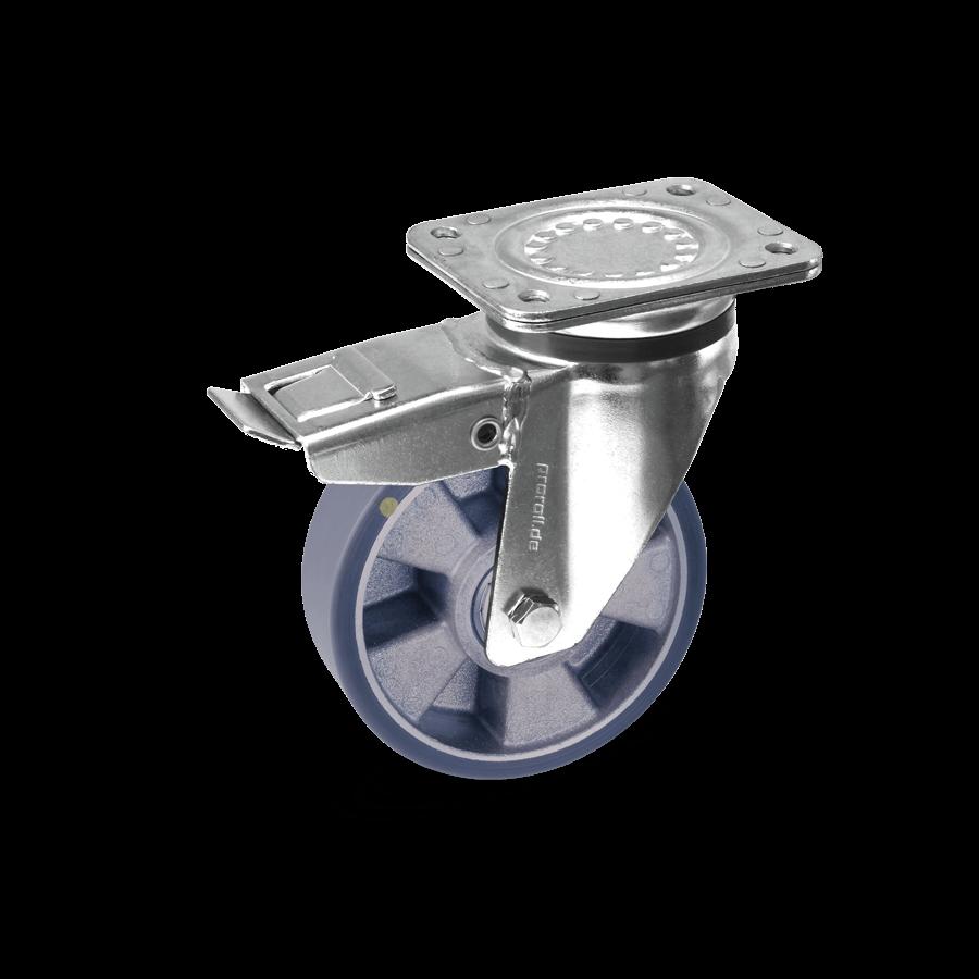 schwerlastrolle-2SCH5-600-aluminiumfelge-polyurethanbandage-antistatisch-feststeller