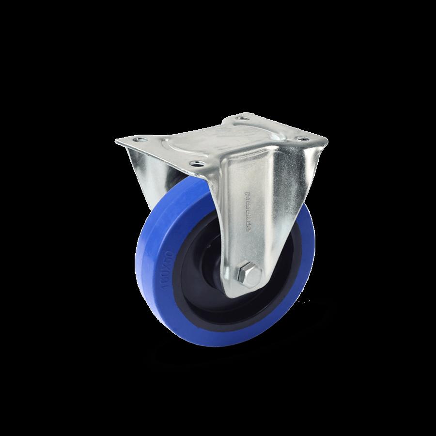 transportrolle-2T4-455-kunststofffelge-vollgummi-bandage-bockrolle