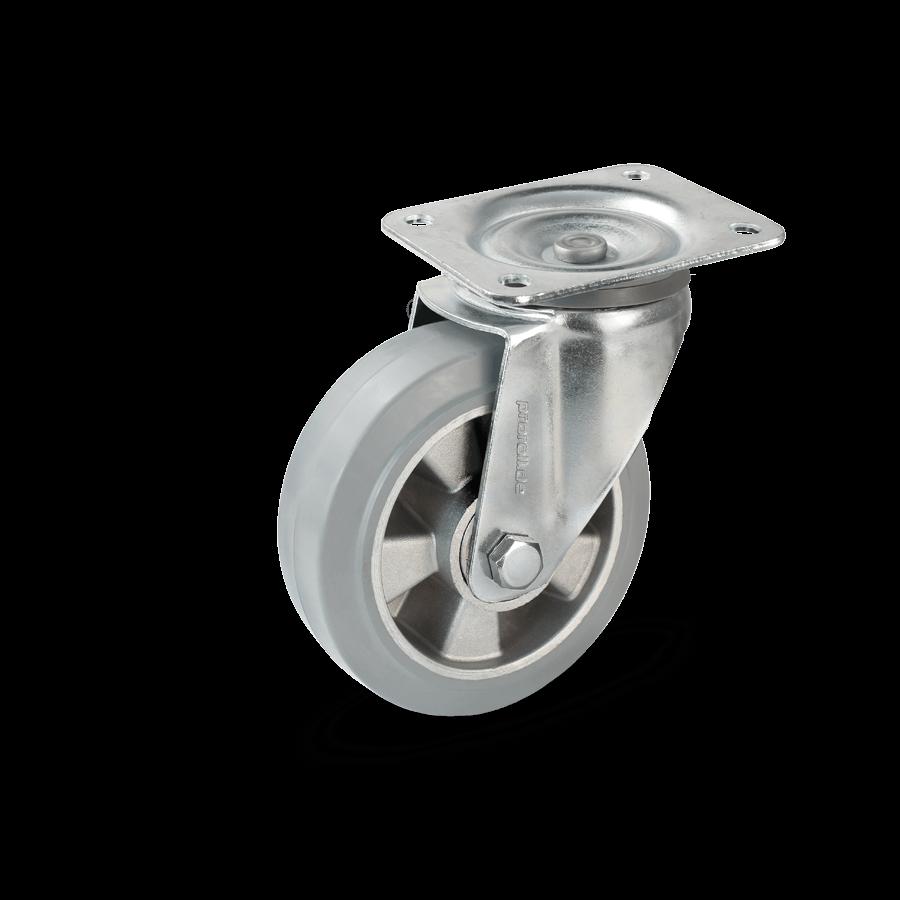 transportrolle-2T7-455-aluminiumfelge-vollgummibereifung-platte