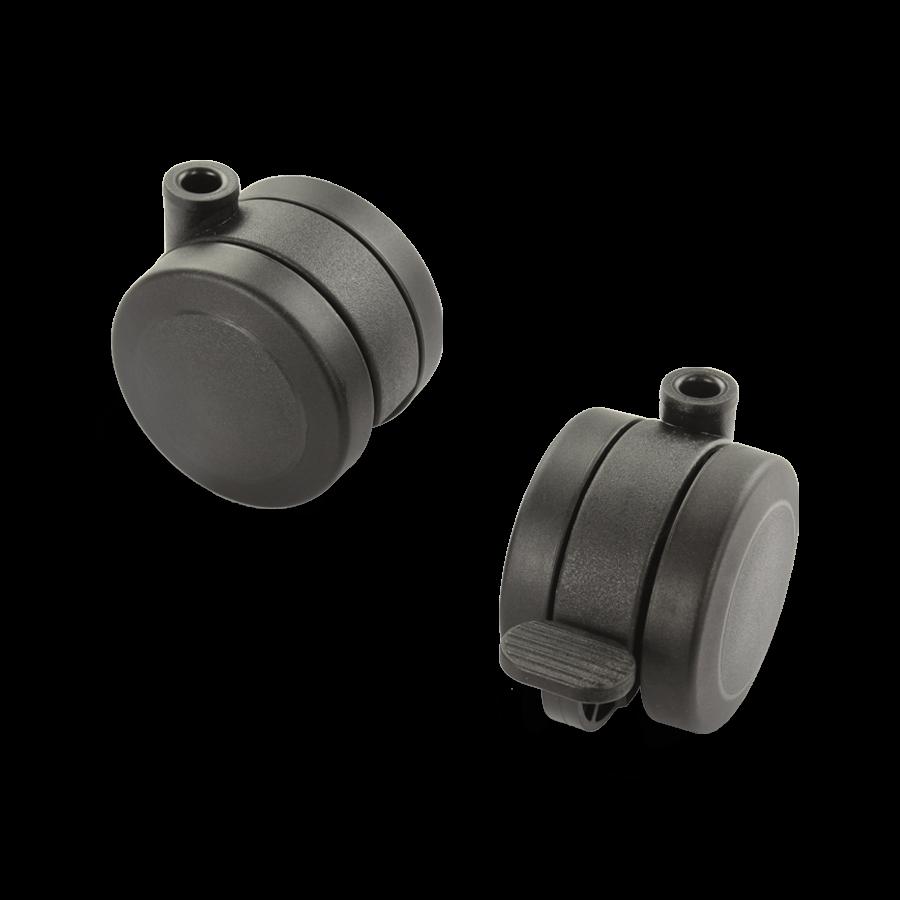 moebelrolle-2M13-106-kunststoffdoppelrollen-3pu