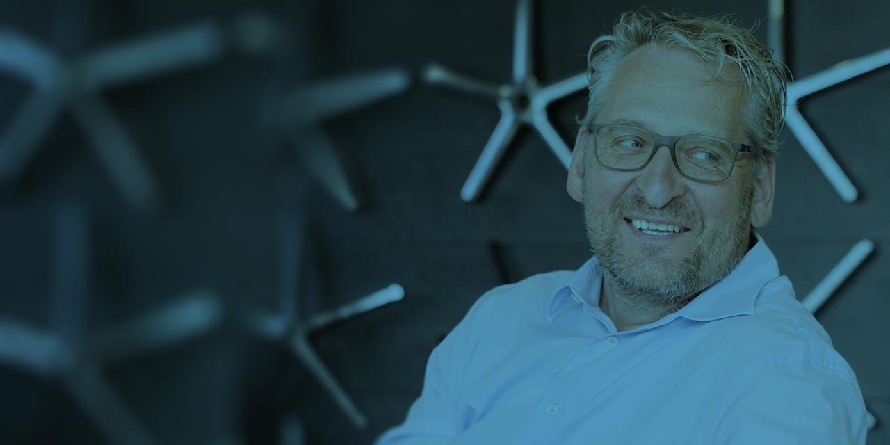 Stefan Fornahl er administrerende direktør for proroll GmbH i Hückeswagen